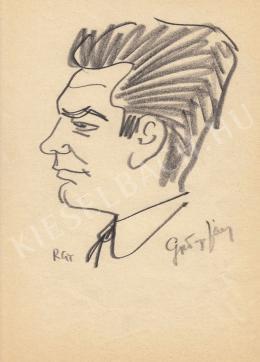 Rózsahegyi György - Grönyi János portréja