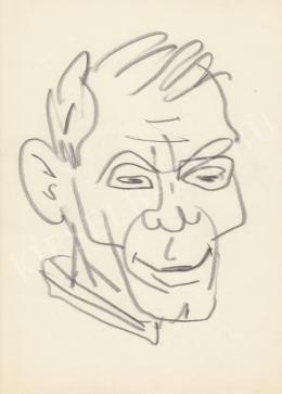 Rózsahegyi György - Berkesi András író, politikus portréja