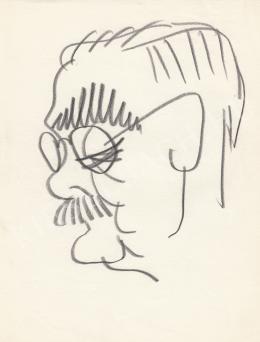 Rózsahegyi György - Boldizsár Iván író, újságíró, dramaturg portréja