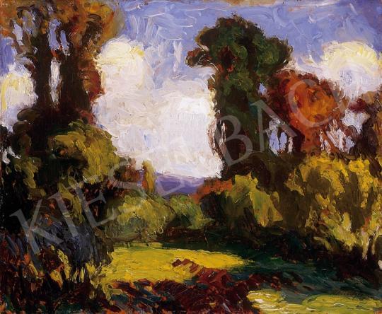 Balla Béla - Őszi napsütés Nagybányán, 1926 | 10. Auction aukció / 6 tétel