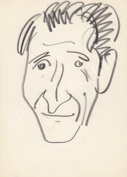Rózsahegyi György - Demény Ottó költő portréja