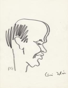 Rózsahegyi György - Eörsi István író portréja