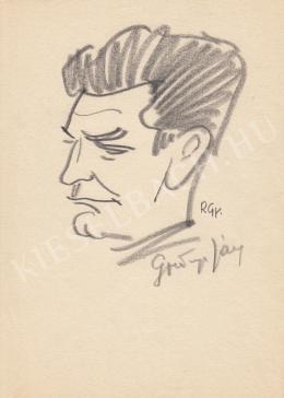 Rózsahegyi, György - Portrait of János Gosztonyi Politician