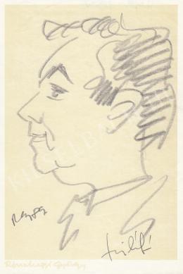Rózsahegyi György - Hajdú János újságíró, politikus, műsorvezető portréja