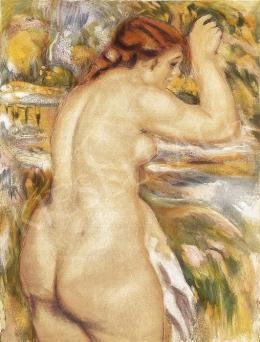 Villon, Jacques - Női akt