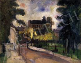 Diener-Dénes Rudolf - Párizs