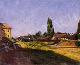 Mikola András - Zazar-part
