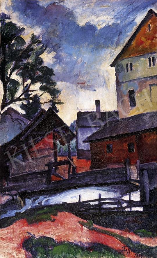 Ziffer Sándor - Malomárok   10. Auction aukció / 49 tétel