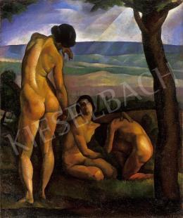 Patkó, Károly - Fugitives, 1921