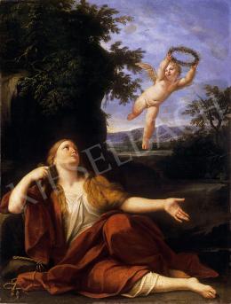 Marco Antonio Franceschininek tulajdonítva - Bűnbánó Magdolna