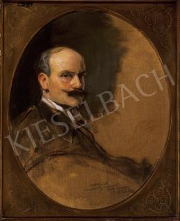 László, Fülöp - Self-portrait
