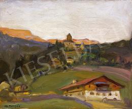 László Fülöp - Tiroli falu