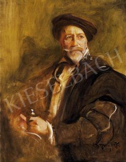 László Fülöp - Barettes férfi