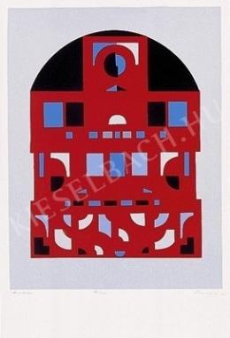 Barcsay, Jenő - Mosaik Design