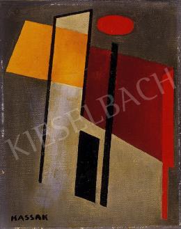 Kassák Lajos - Kompozíció