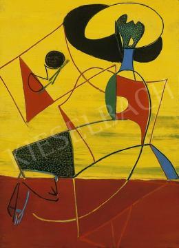 Vajda Júlia - Kompozíció, 1948