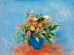 Iványi Grünwald, Béla - Still-life with Flowers, 1935 (1935)