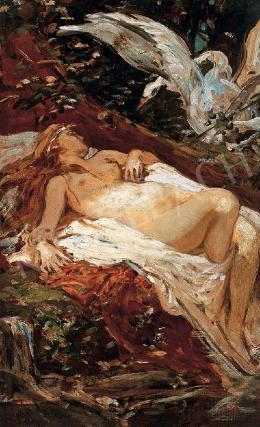 Lotz, Károly - Temptation (Leda)