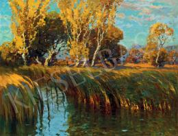 Bosznay István - Őszi hangulat (1912)