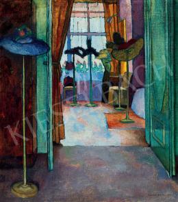 Zádor István - Kalapszalon (1912)