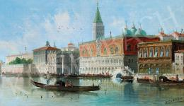 Kaufmann, Karl - View of Venice