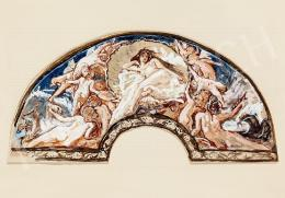 Lotz Károly - Vénusz születése