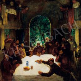 Jeges, Ernő - The Last Supper