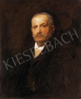 László Fülöp - A művész édesapjának portréja