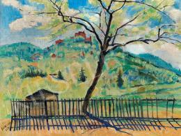 Szolnay, Sándor - Spring Hill-Side, 1930