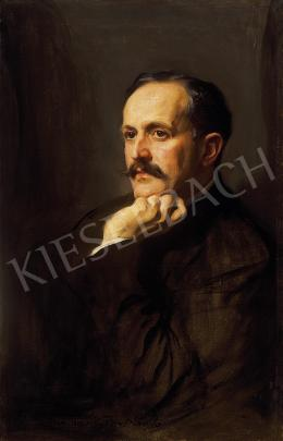László Fülöp - László Marcell portréja