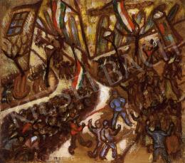 Román György - 1918