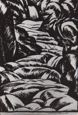Gábor Jenő - Vízesés (1920)