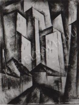 Gábor Jenő - Házak (1922)