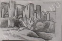 Gábor Jenő - Tettyei rom (1922)