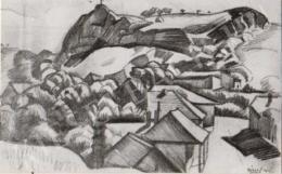 Gábor Jenő - Havihegyi sziklák (1922)