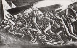 Gábor Jenő - Forradalom (1922)