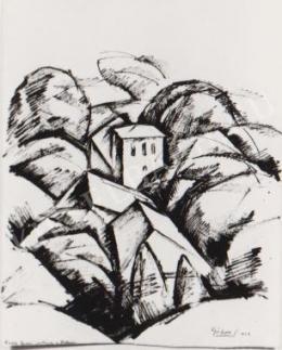 Gábor Jenő - Villa a Tettyén (1922)