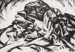 Gábor Jenő - Sziklacsúcs (1922)