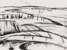 Gábor Jenő - Pécsi rétek (1922)