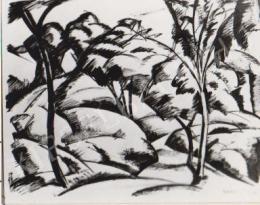 Gábor Jenő - A Tettye alján (1922)