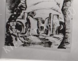 Gábor Jenő - Tettyei romok (1922)