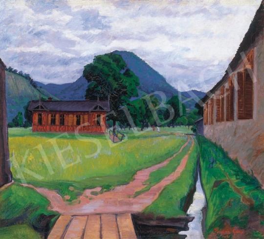 Kádár Géza - Nagybánya | 9. Aukció aukció / 114 tétel