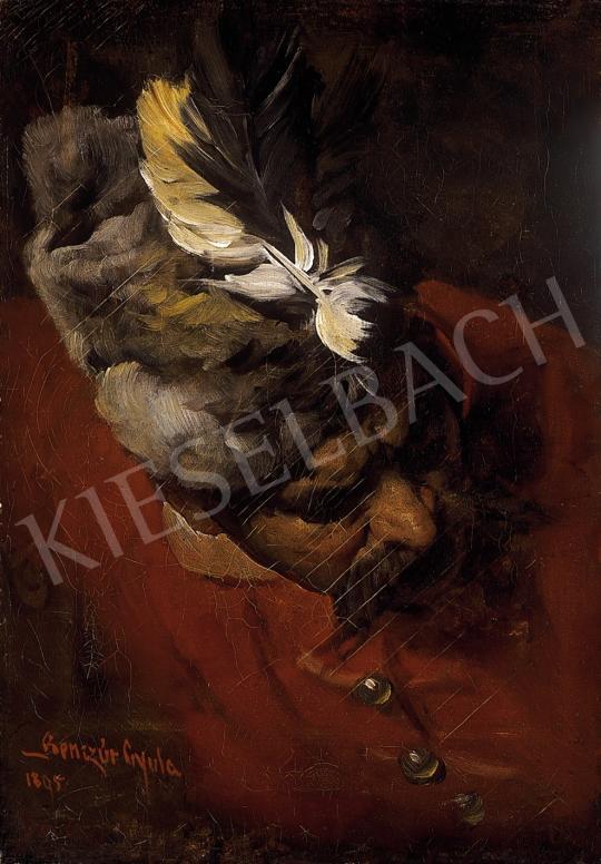 Benczúr Gyula - Kuruc vitéz | 9. Aukció aukció / 144 tétel