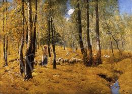 K. Spányi, Béla - Autumn