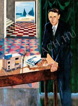 Biai-Föglein István - Az építész portréja (1933)