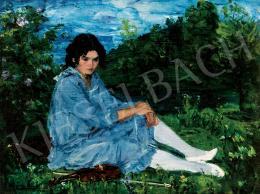 Náray Aurél - Az ifjú hegedűs