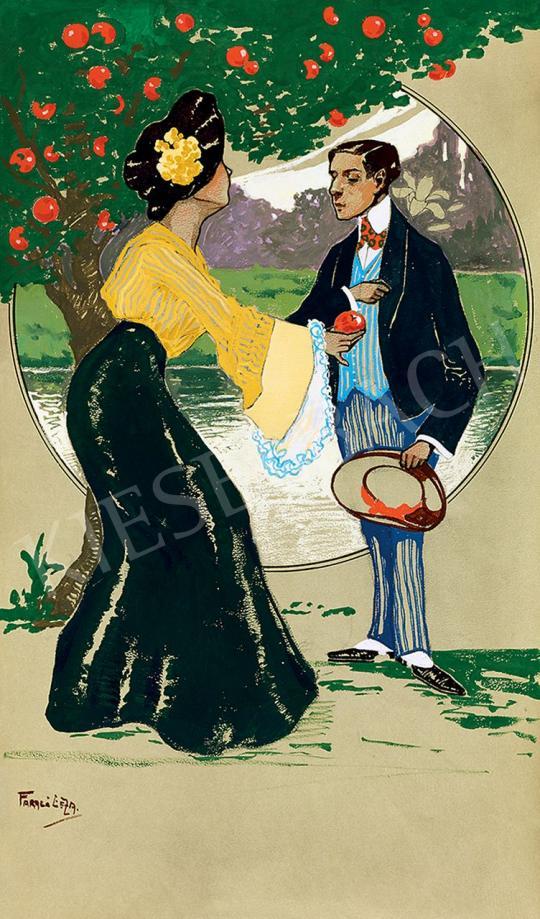 Faragó, Géza - The Modern Eva (Love Confession) | 45th Auction auction / 36 Item