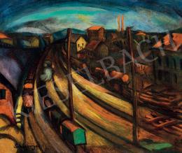 Schönberger Armand - Vasúti sínek