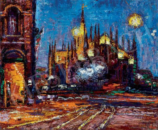 Vén Emil - A Milánói Dóm | 45. Aukció aukció / 62 tétel