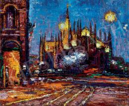 Vén Emil - A Milánói Dóm